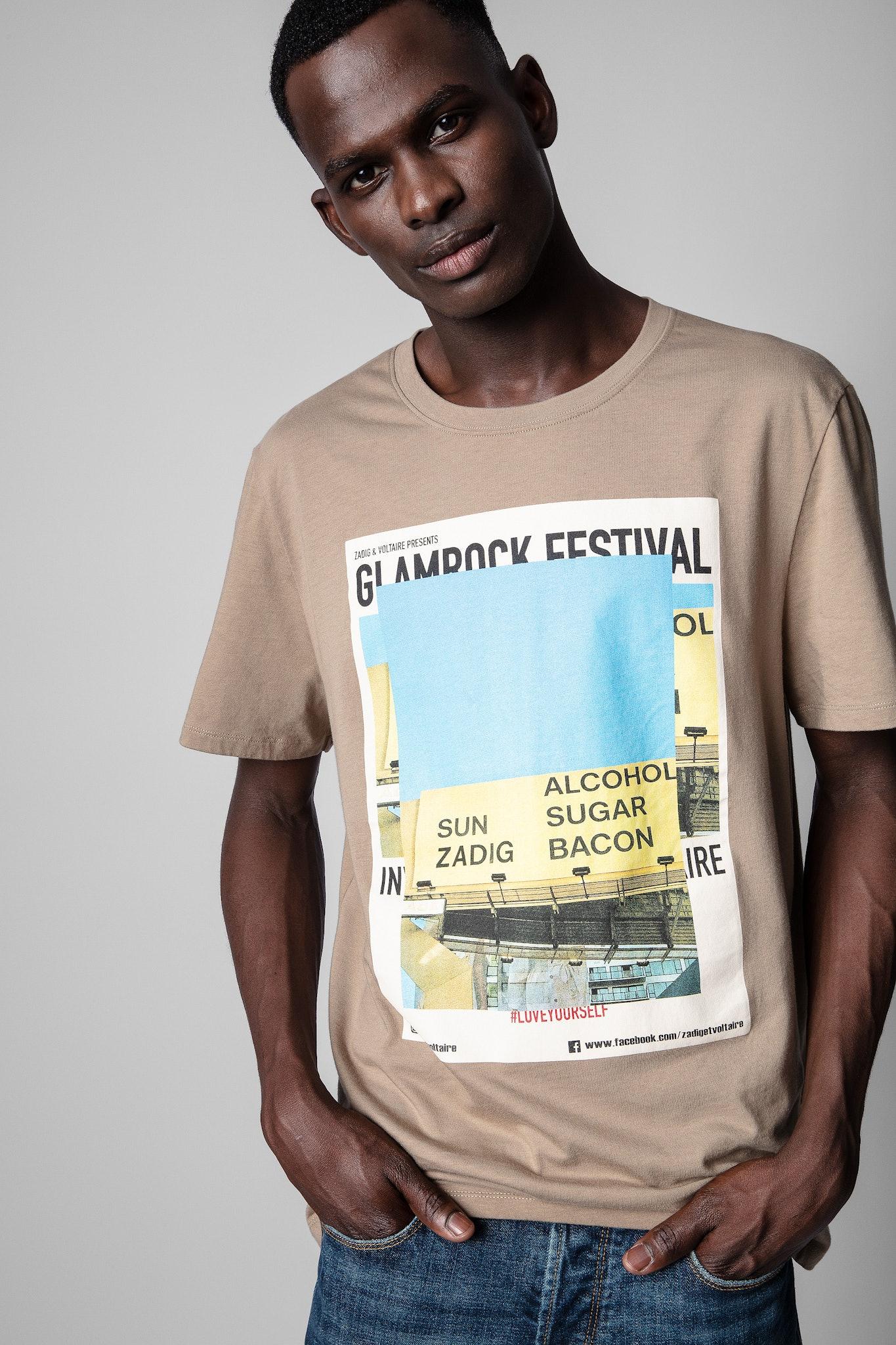 Photoprint Ted T-shirt
