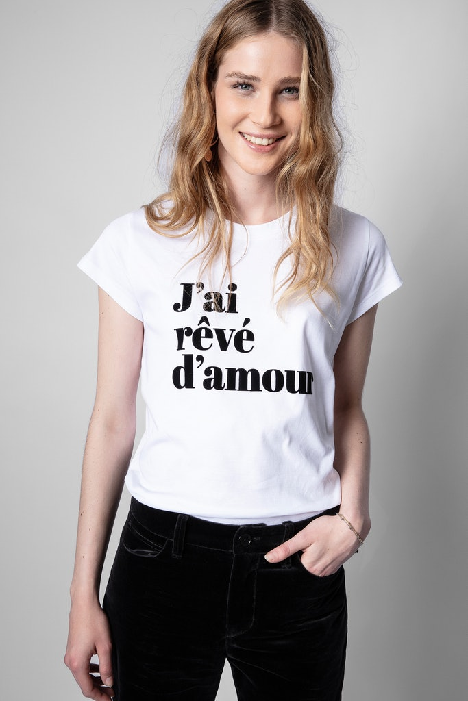 T-shirt Woop
