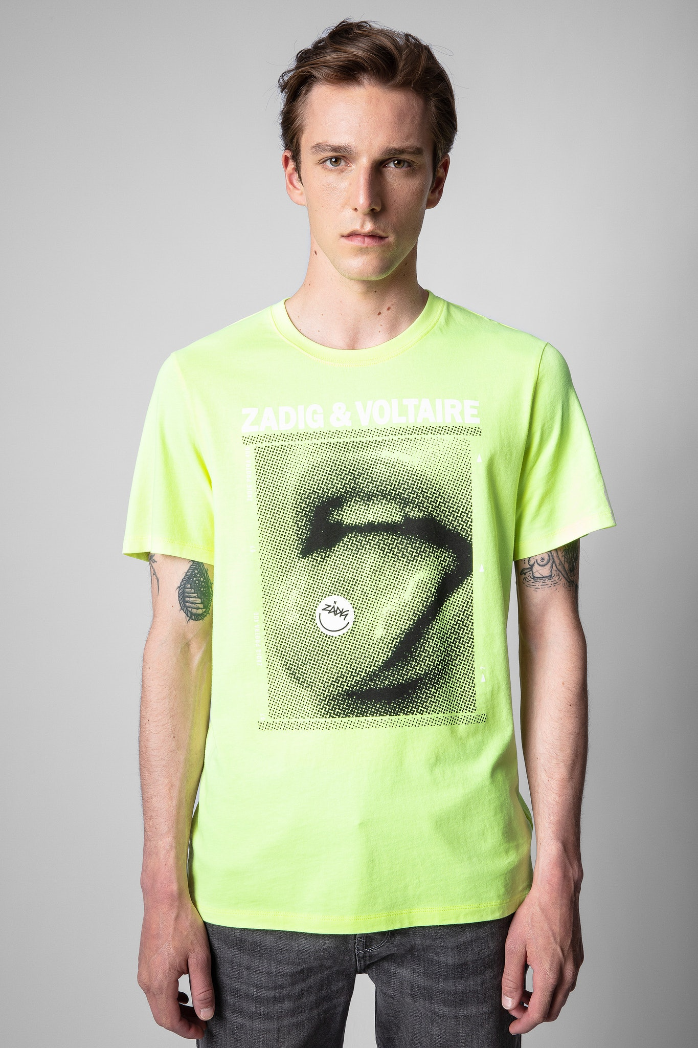 Ted Happy Photoprint T-Shirt
