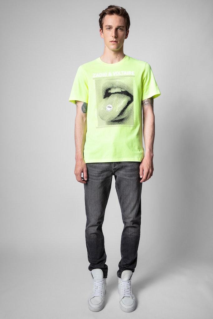 Camiseta Ted Photoprint Happy