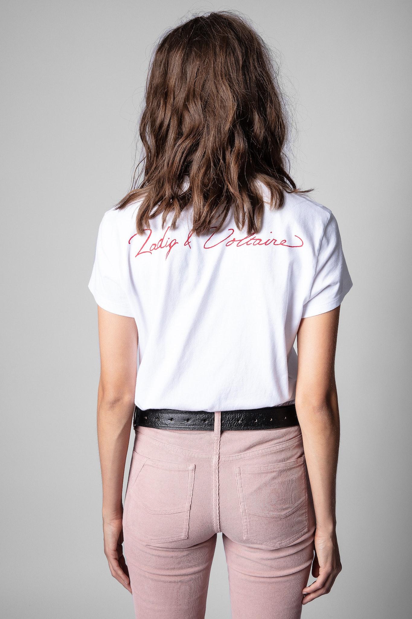 T-shirt Zoe Photoprint
