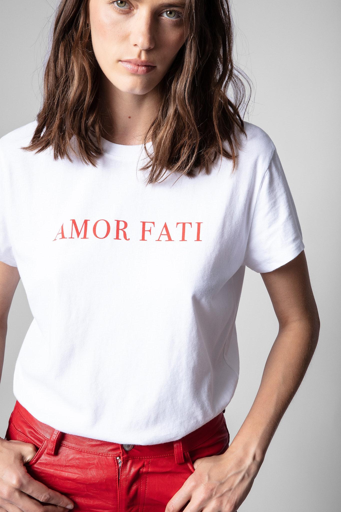 T-shirt Zoe Amor Fati
