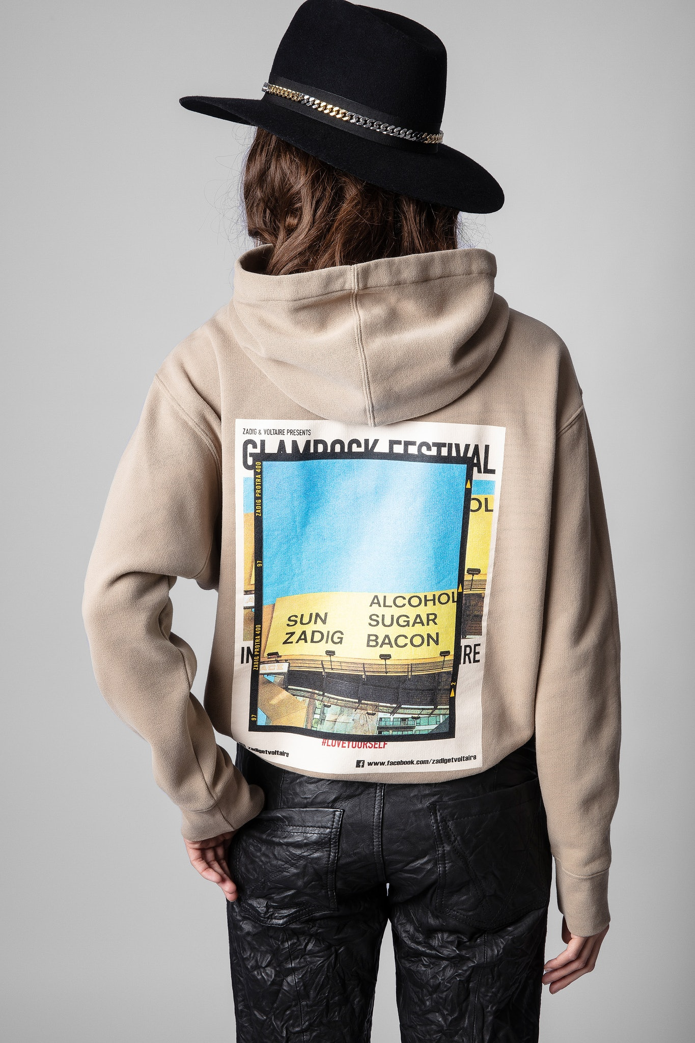 Spencer Photoprint Sweatshirt