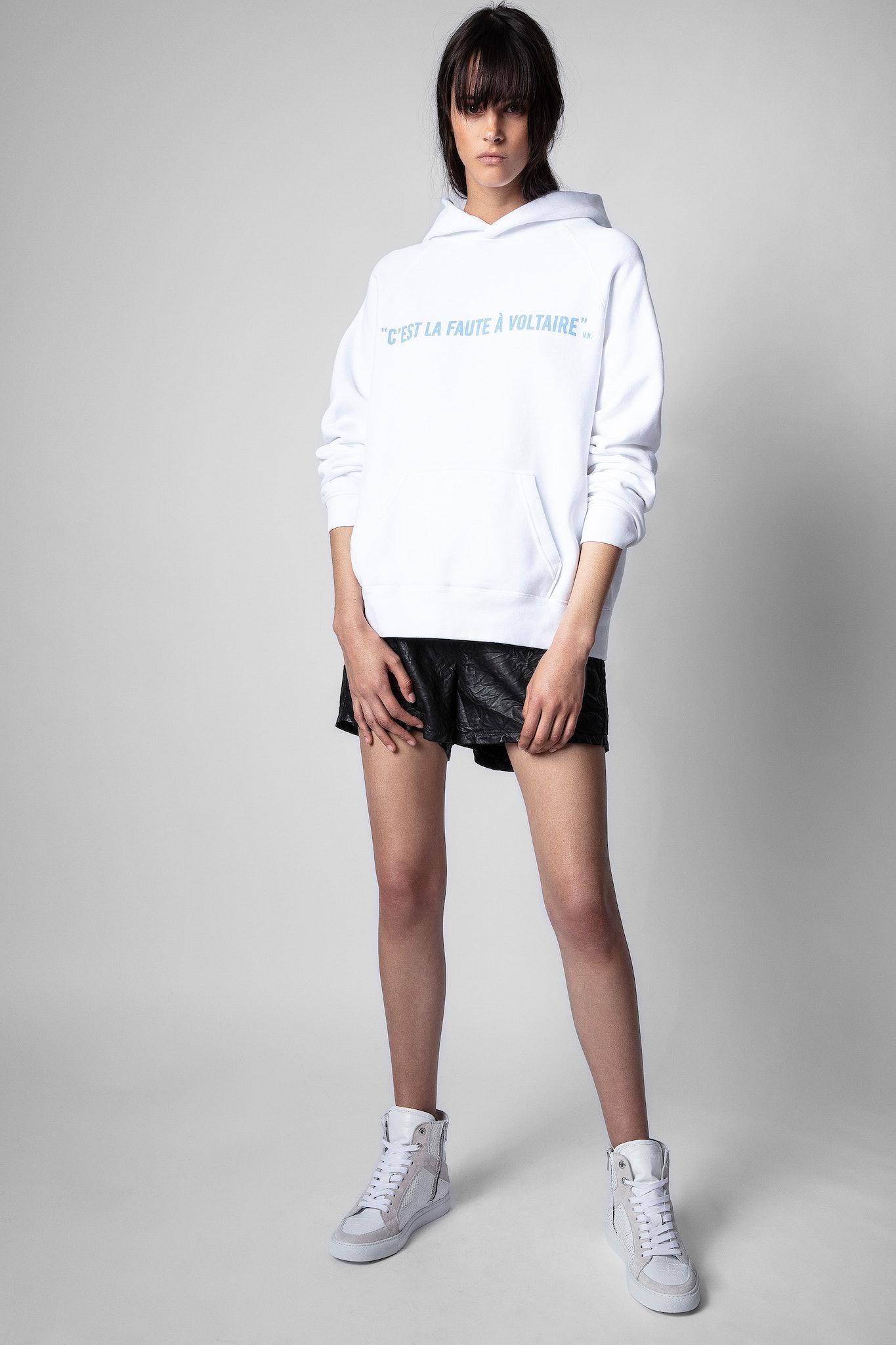 Georgy Photoprint Voltaire Sweatshirt