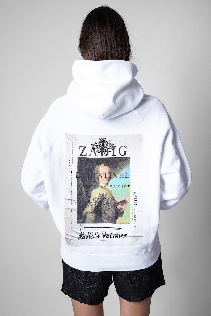 Sweatshirt Georgy Photoprint Voltaire