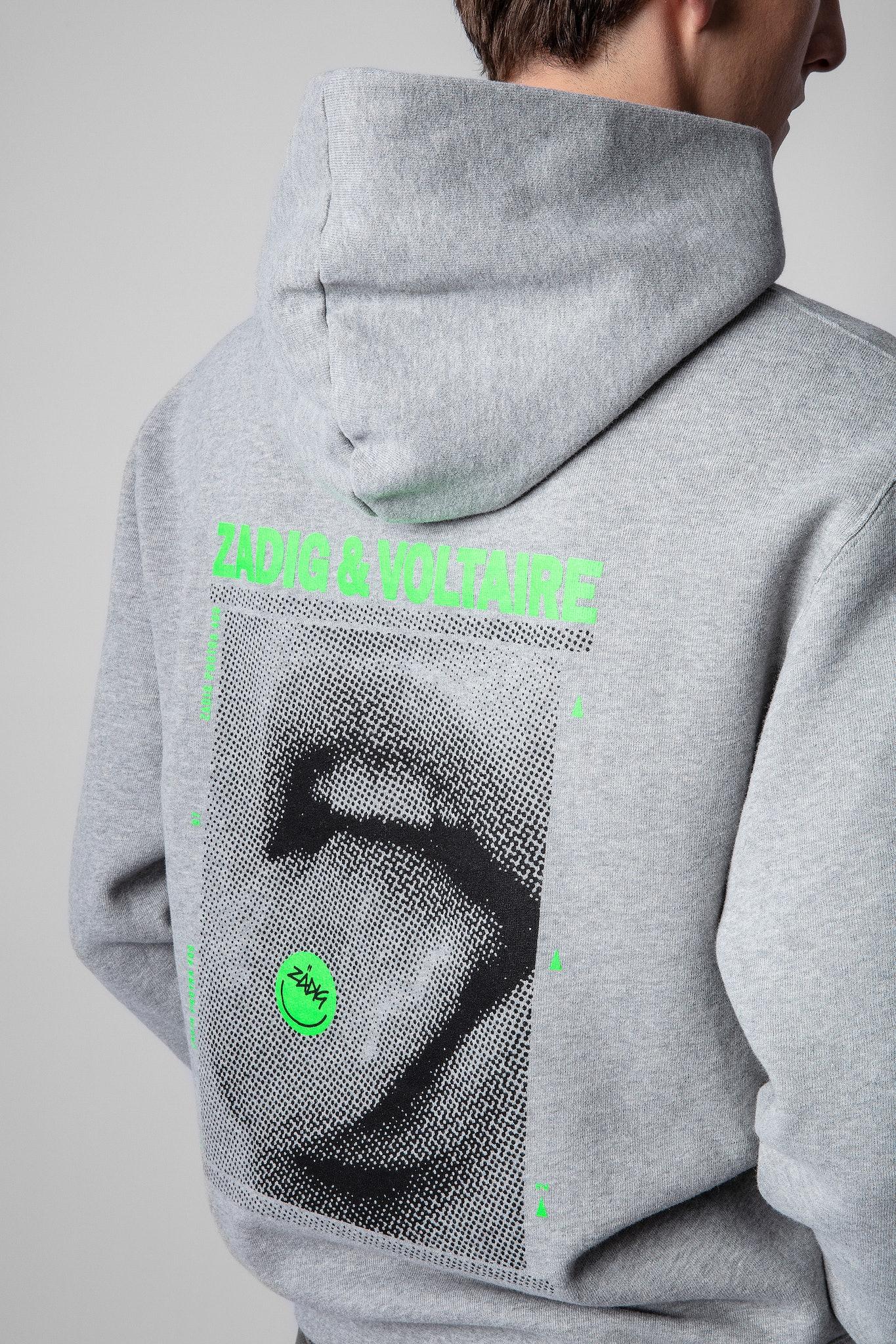 Sweatshirt Sanchi Photoprint Happy