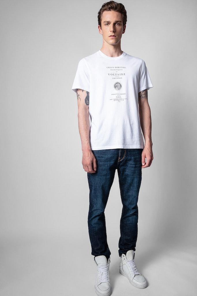 Camiseta Tommy Zadig ou la Destinée