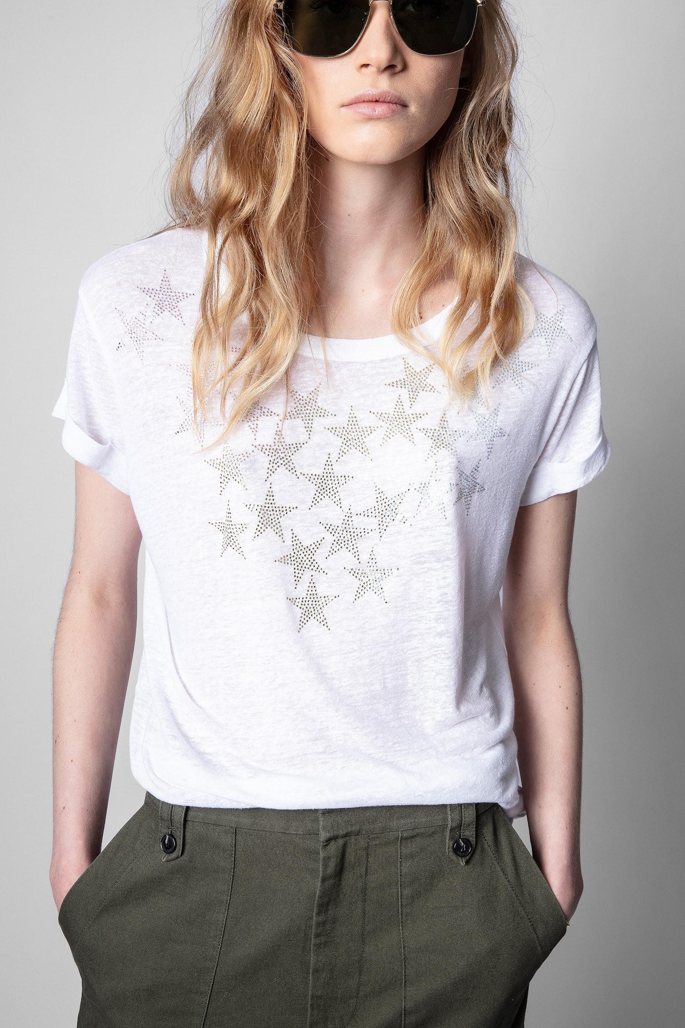 Anya Stars T-shirt