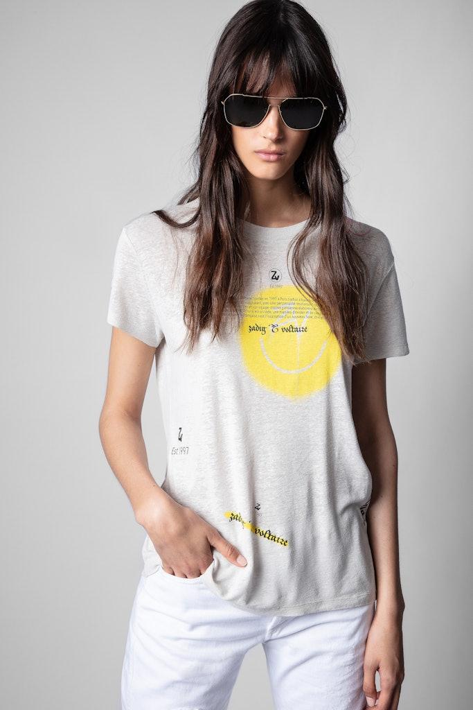 Walk Multicusto T-shirt