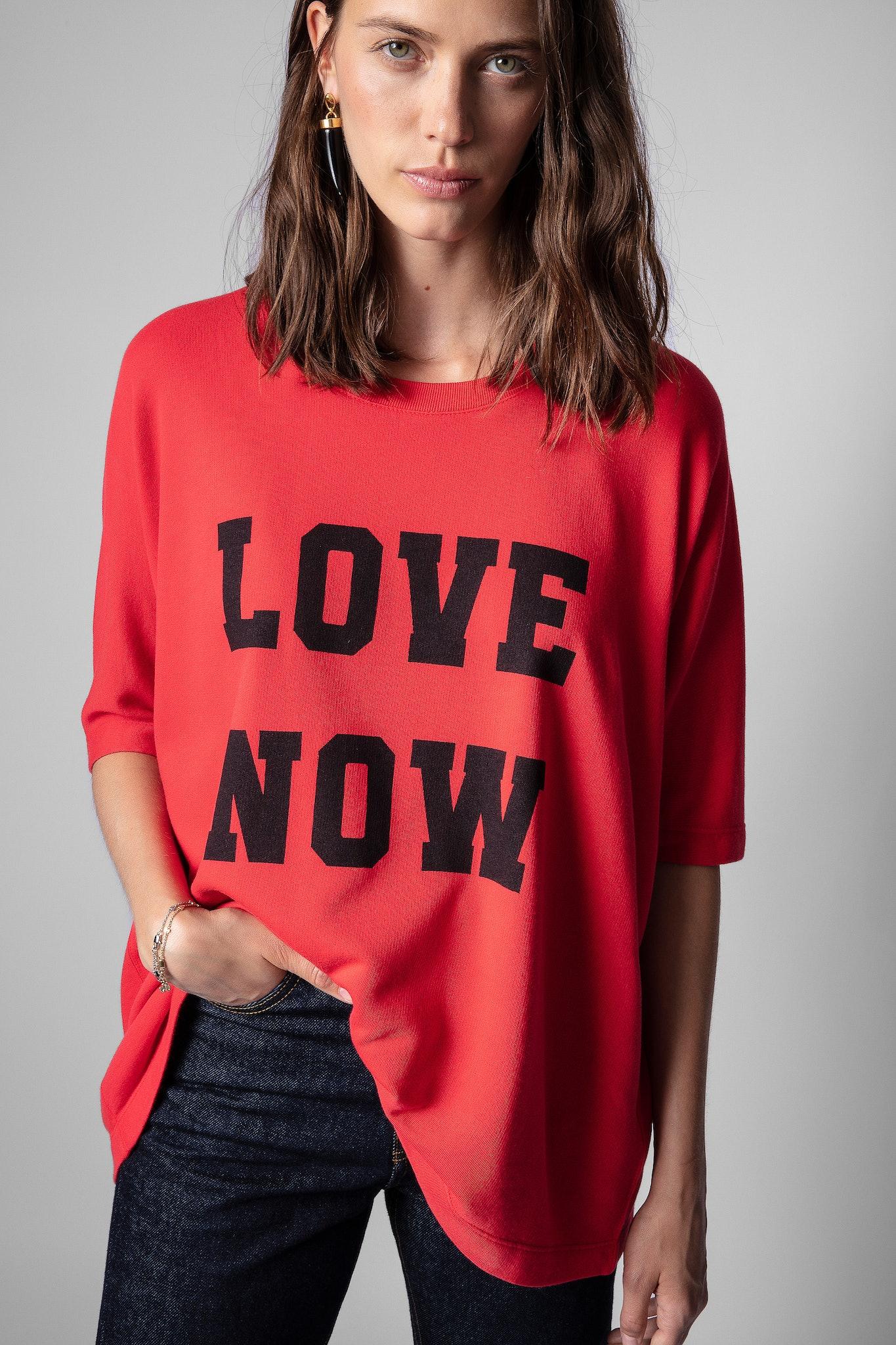 Portland Love Now Sweater