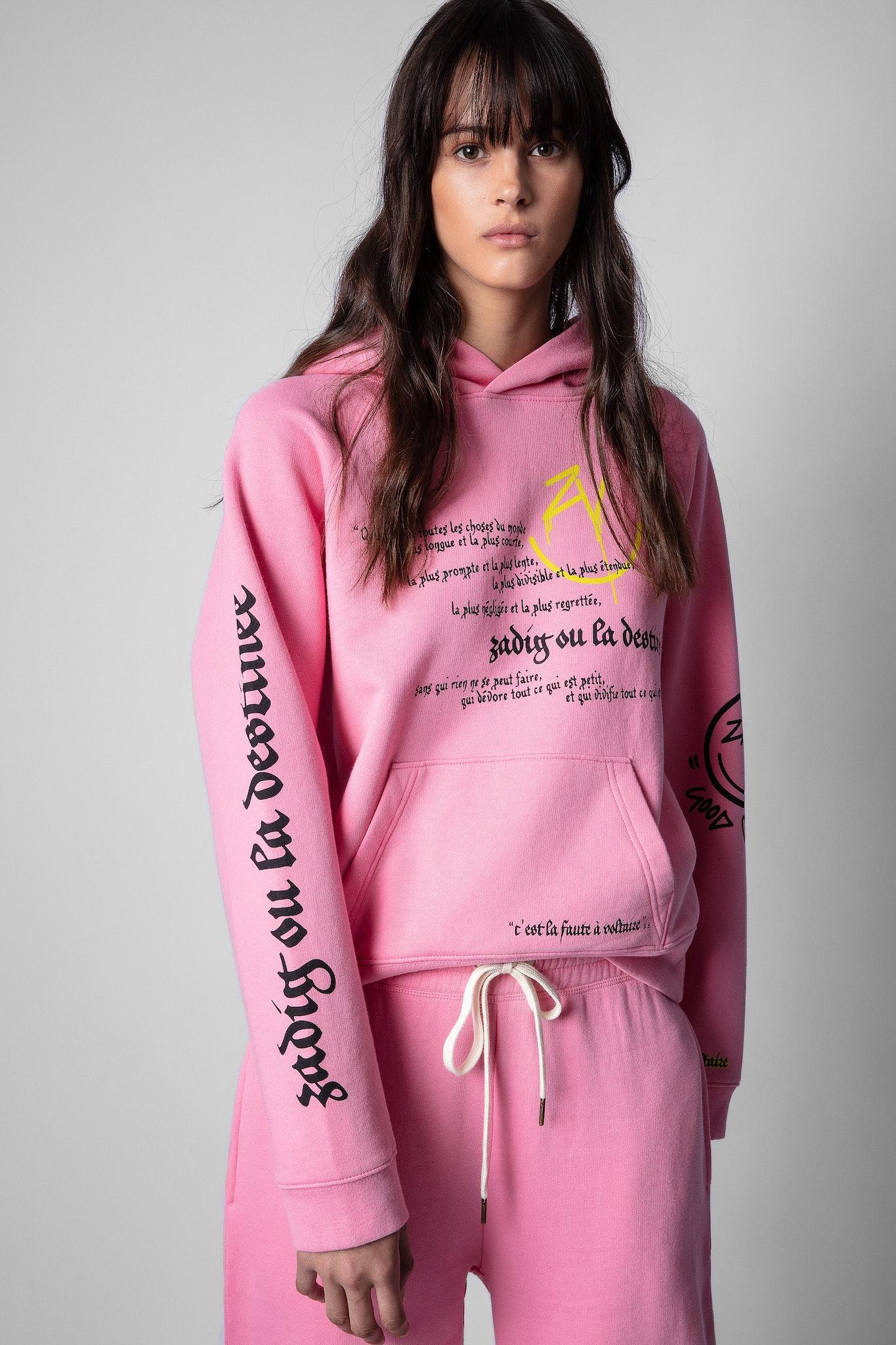 Sweatshirt Georgy Multicusto Voltaire Happy