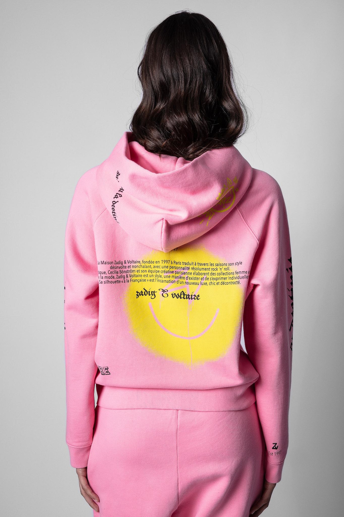 Georgy Multicusto Voltaire Happy Sweatshirt
