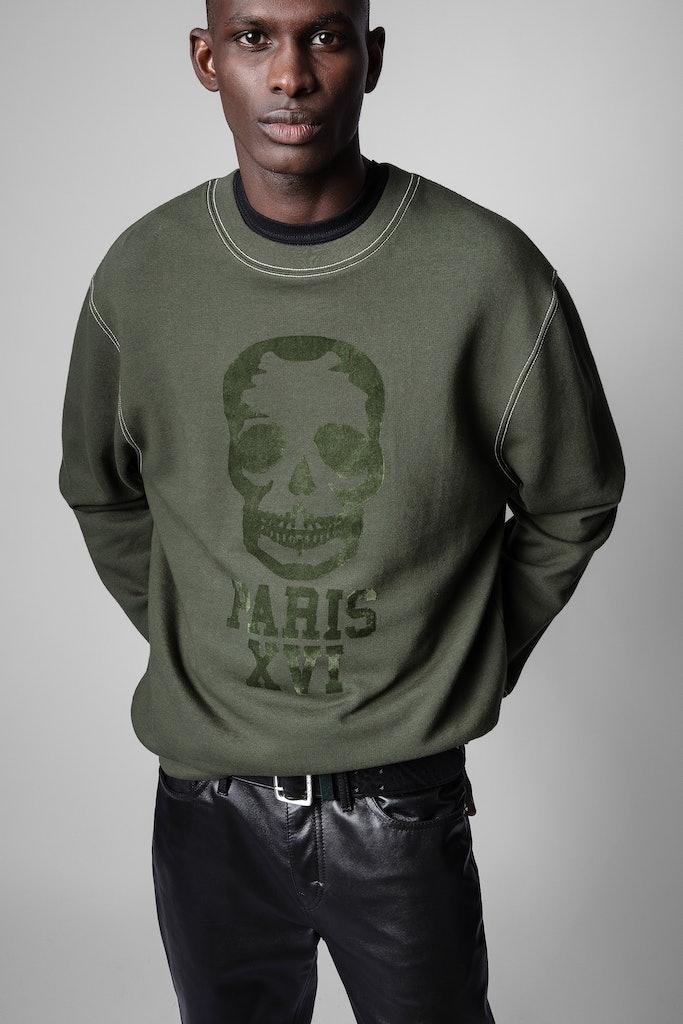 Simba Skull Sweater