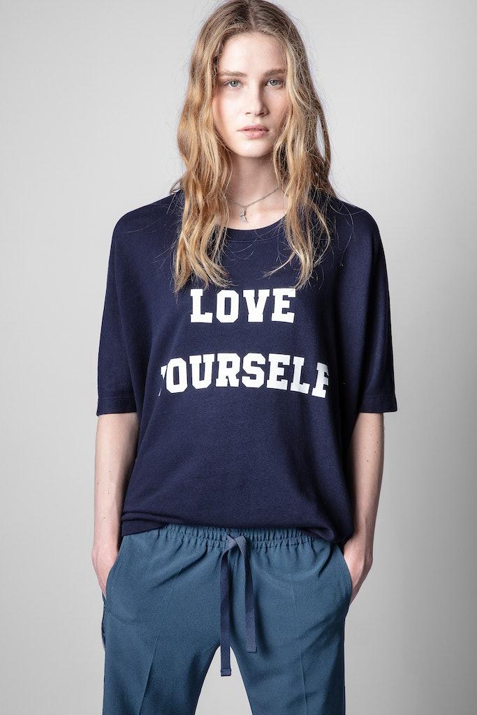 Sweatshirt Portland love yourself