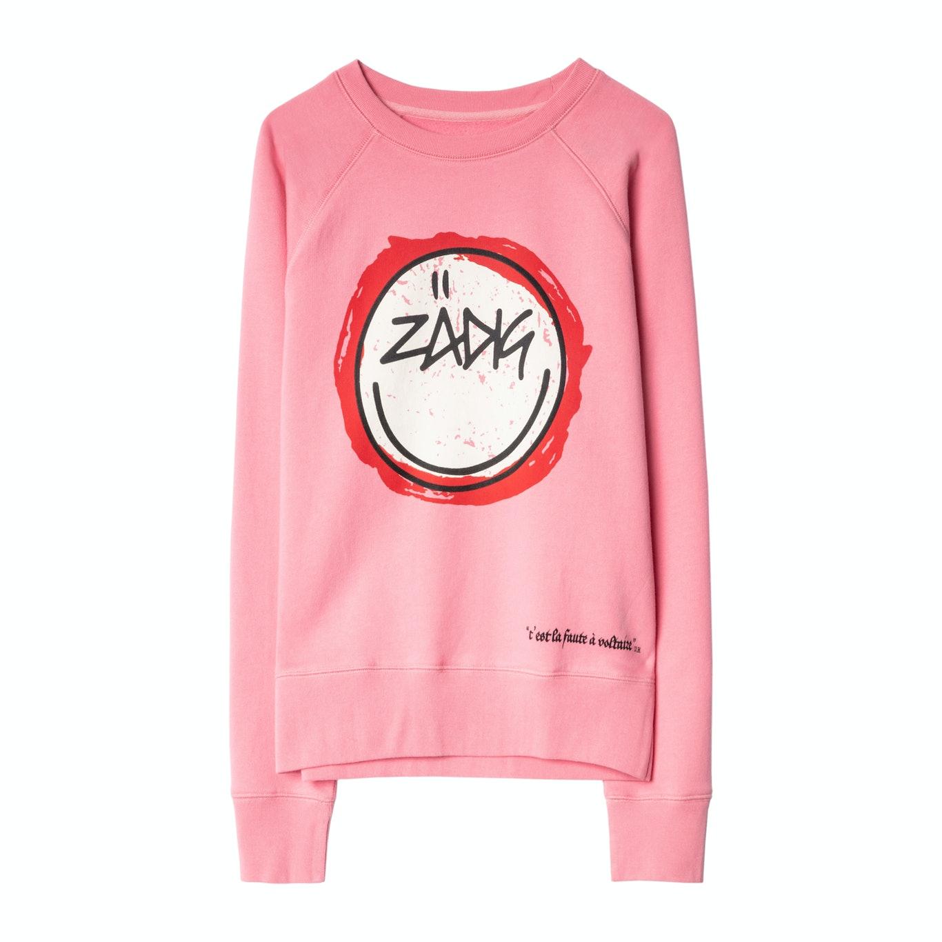 Upper Happy Sweatshirt