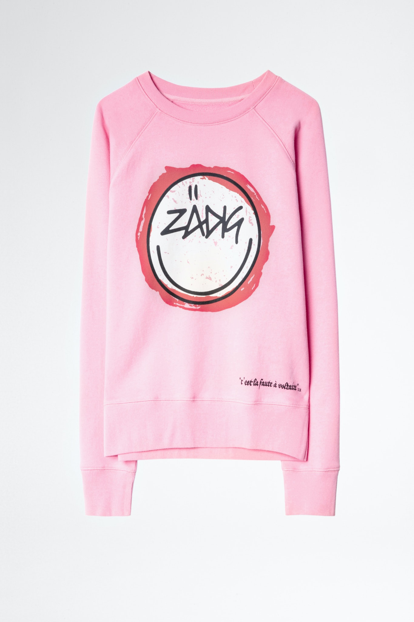 Sweatshirt Upper Happy