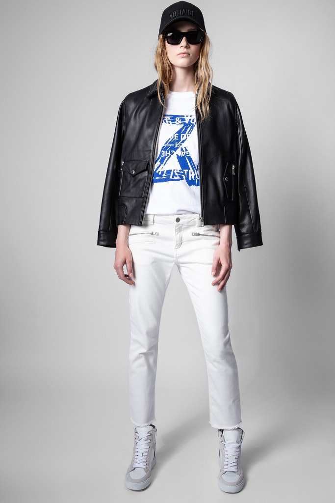 T-shirt Zoe ZV New Blason