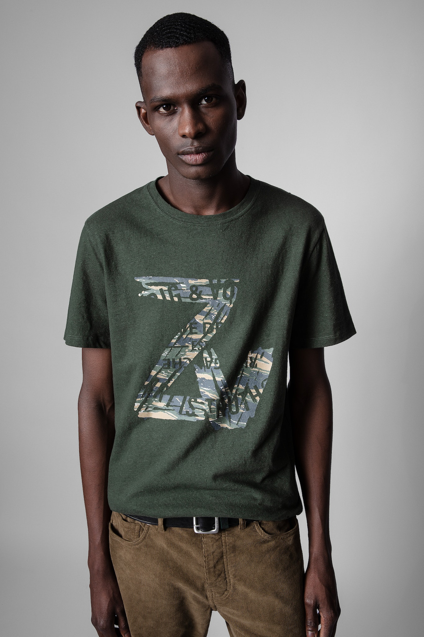 T-shirt Tommy New ZV
