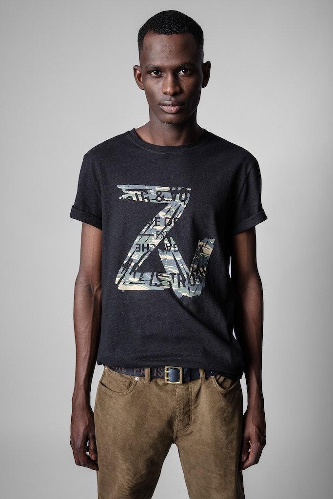 Camiseta Tommy New ZV
