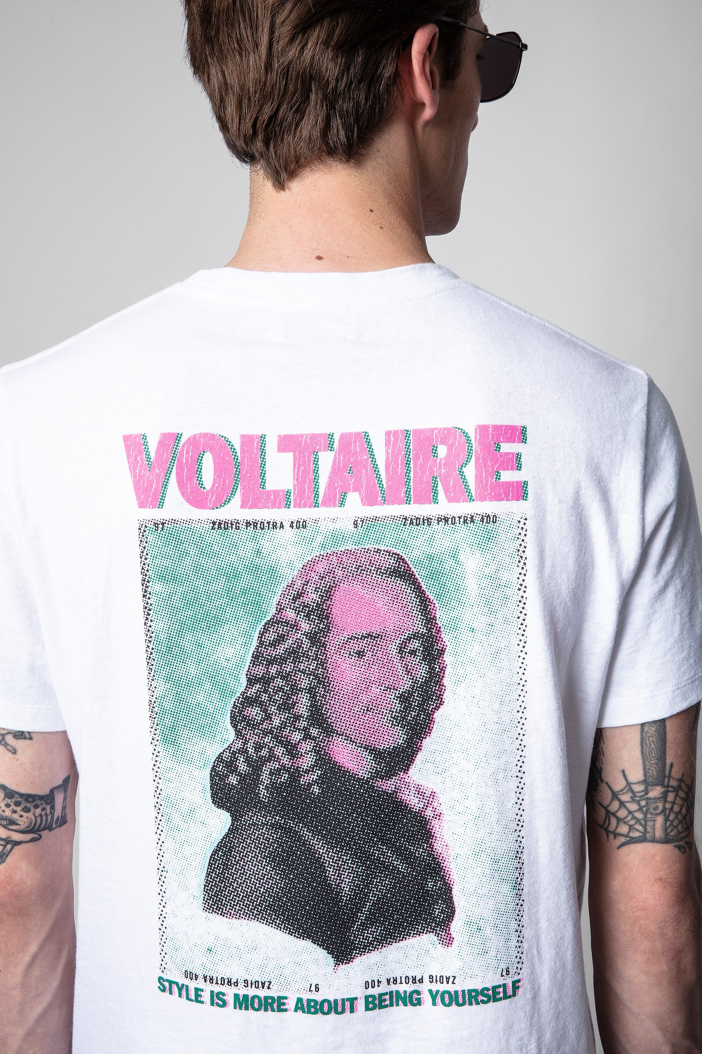 Ted Voltaire T-shirt