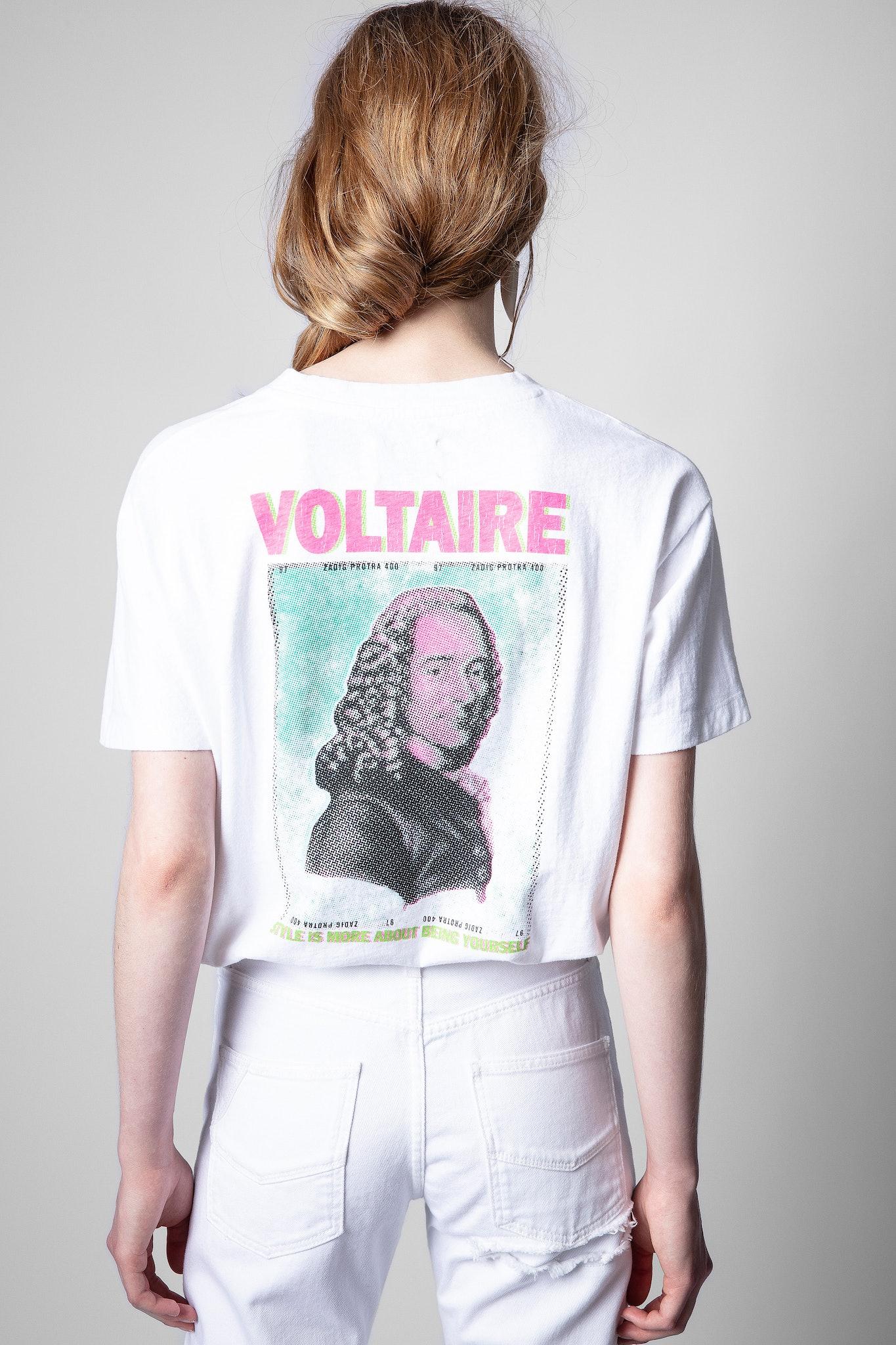 Tom Voltaire Happy T-Shirt