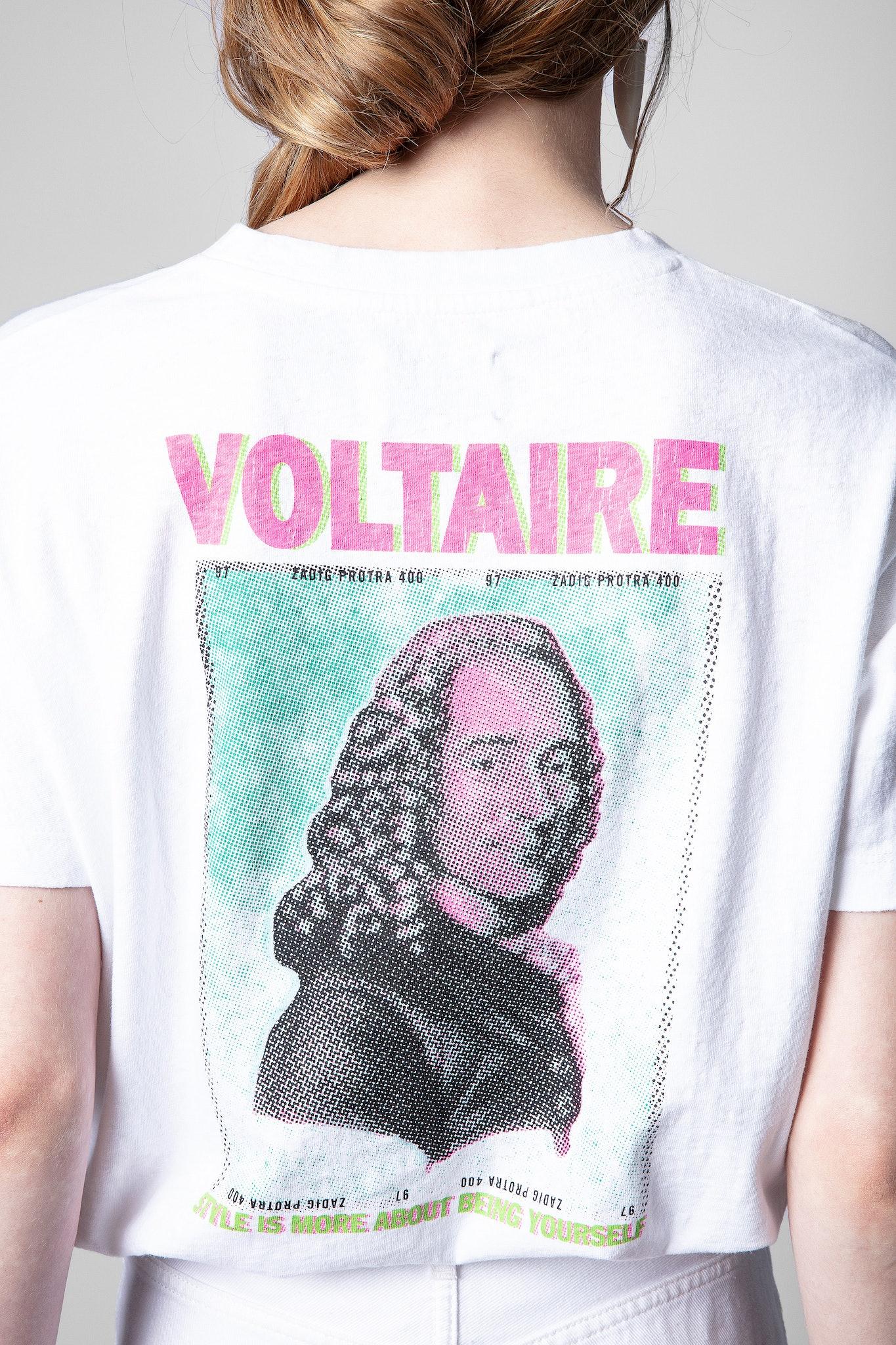 Camiseta Tom Voltaire Happy