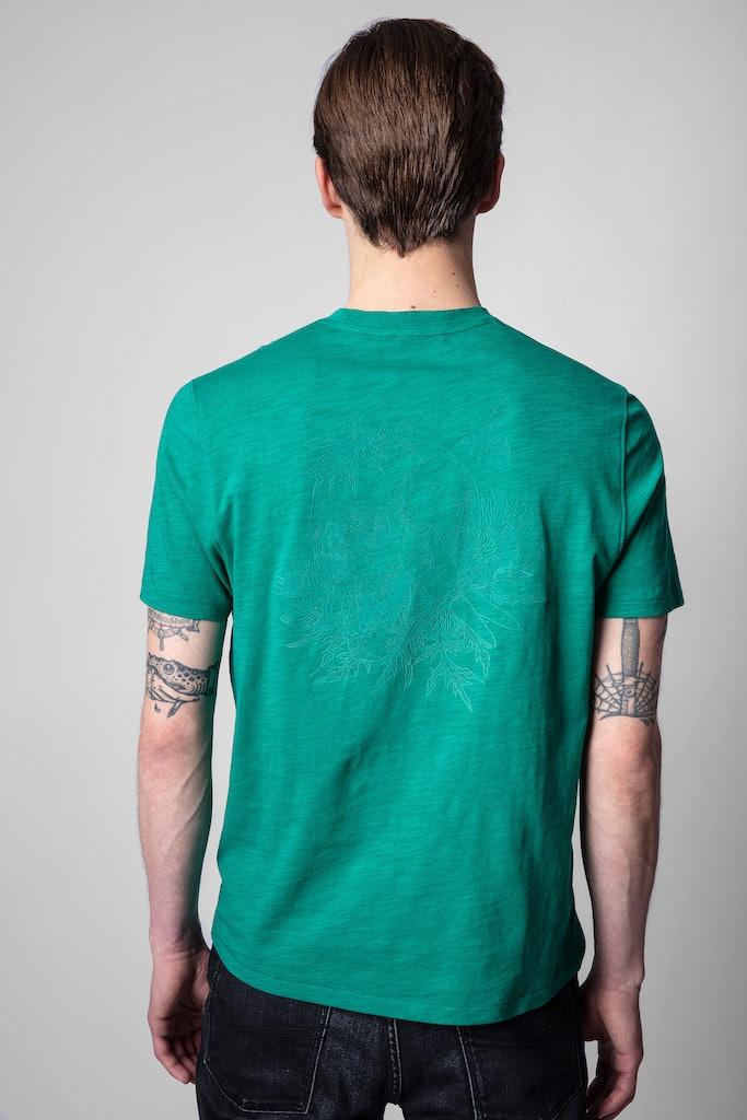 T-Shirt Stockholm Flamme