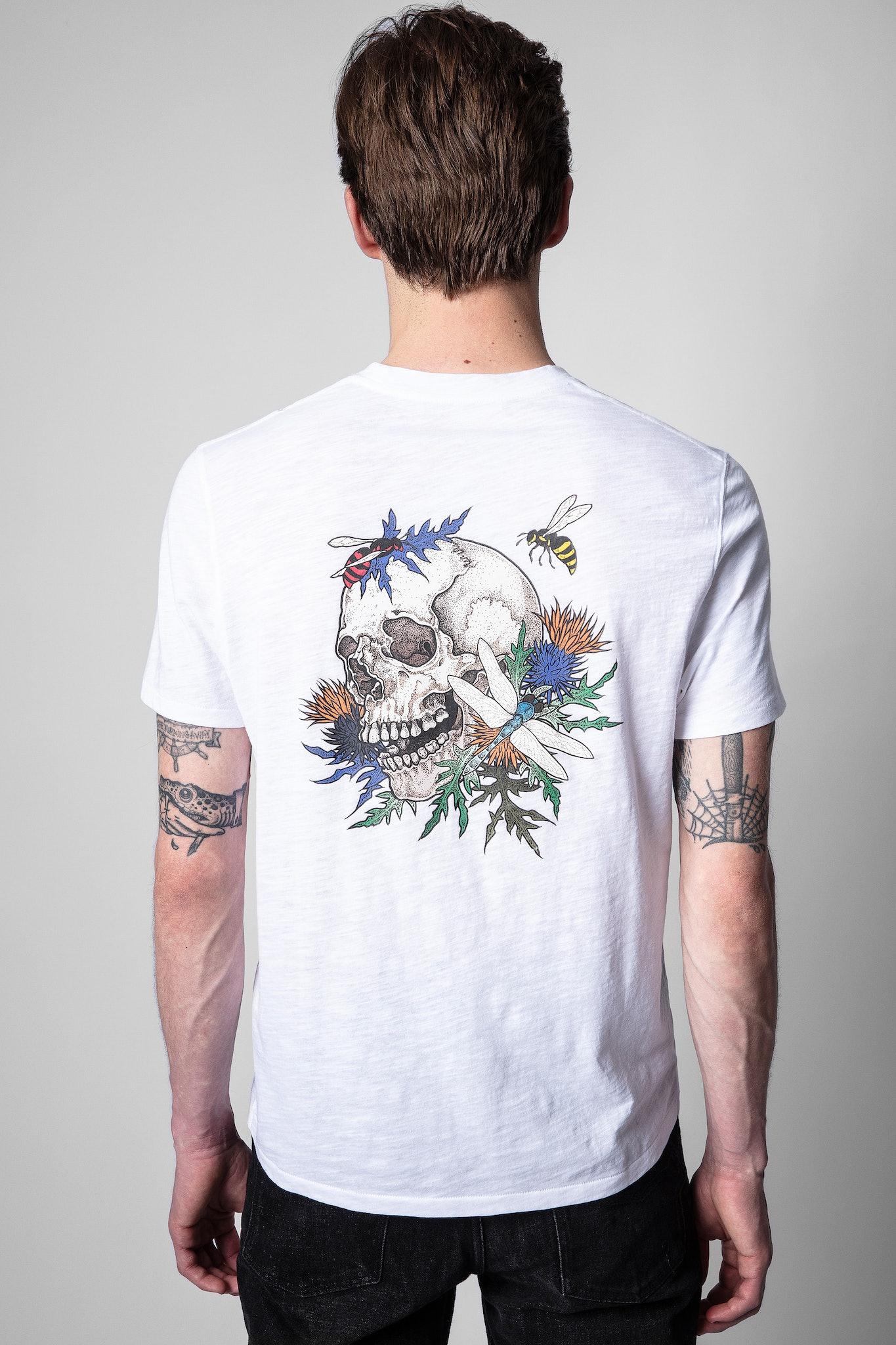 Camiseta Stockholm Flamme