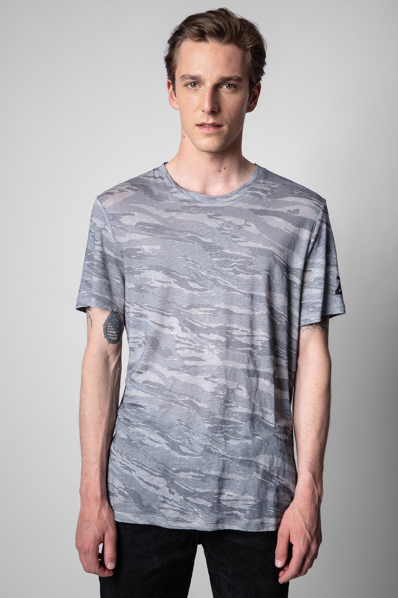 Ted Linen T-shirt