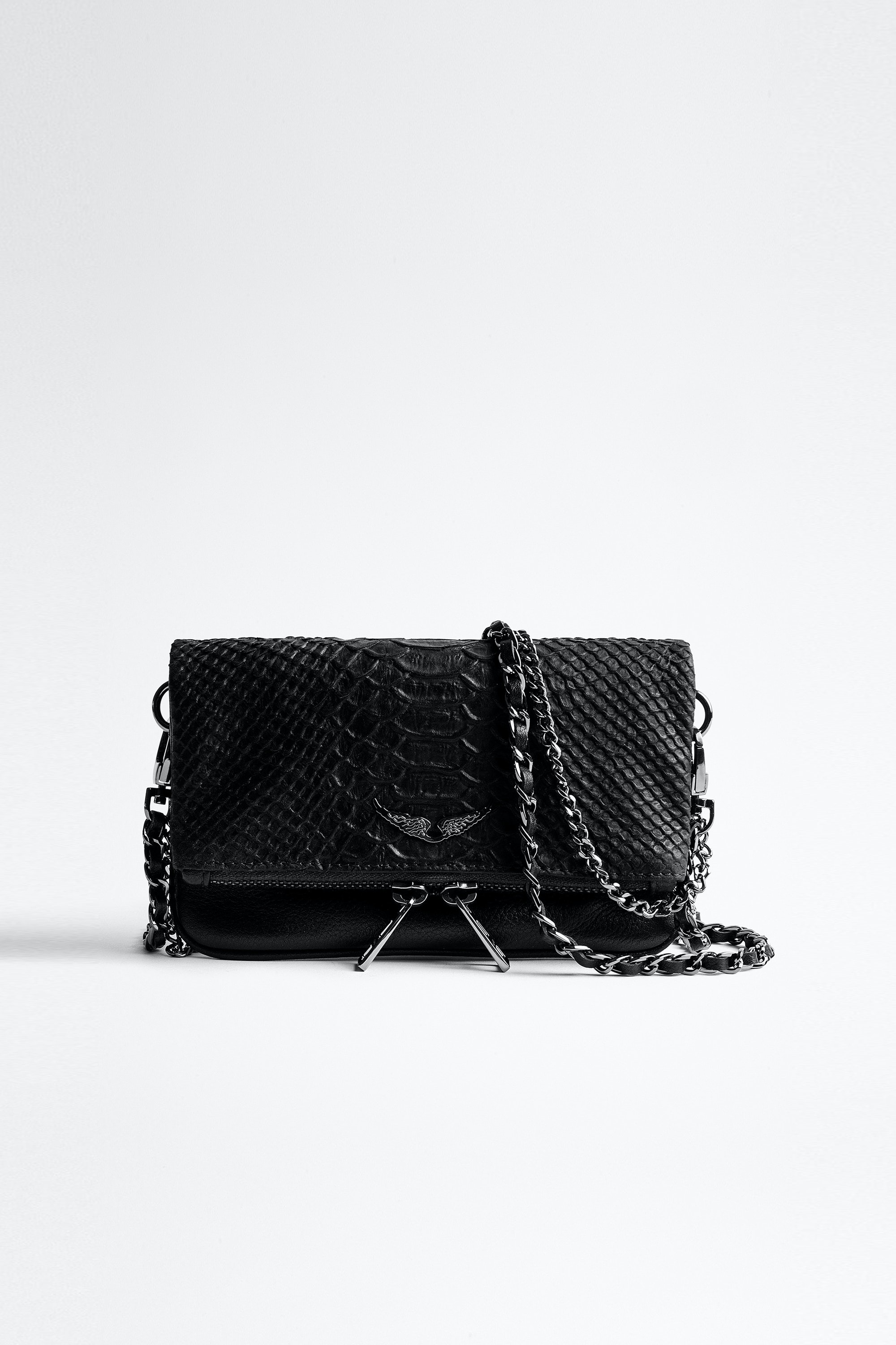 Rock Nano Savage clutch bag