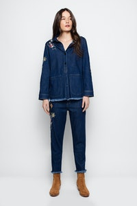 Tackl Denim Deluxe Shirt
