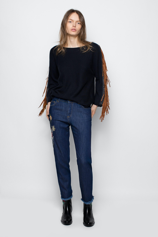 Boyfit Denim Deluxe Jeans