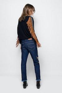 Jeans Boyfit Denim Deluxe