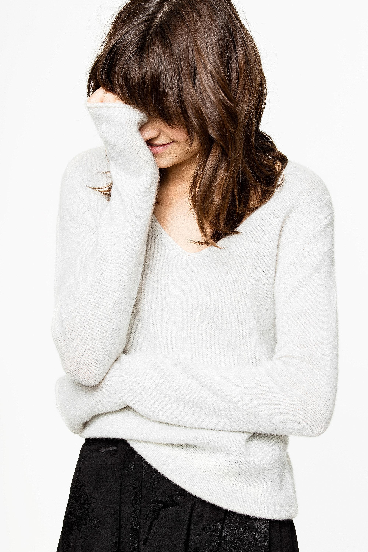 Nosfa Lurex Cachemire Sweater