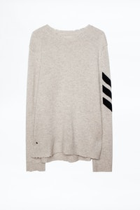 Kennedy Bis Cachemire sweater