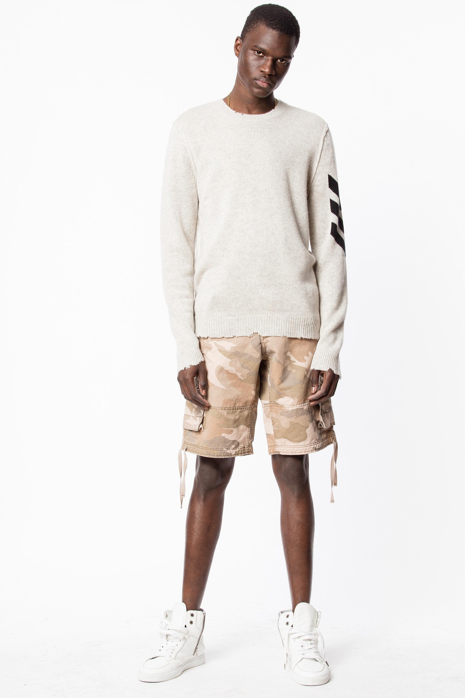 Kennedy Bis Cachemire sweater