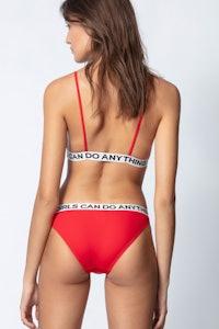 Whitehaven Bikini Top