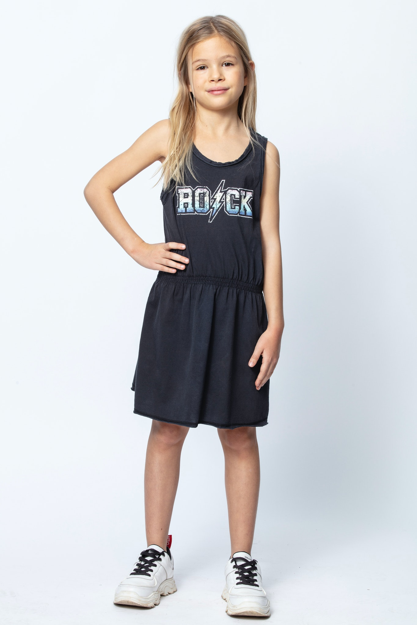 KIDS' HILDANA DRESS