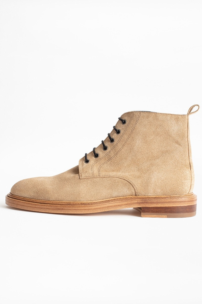 Bottines Luis Suede