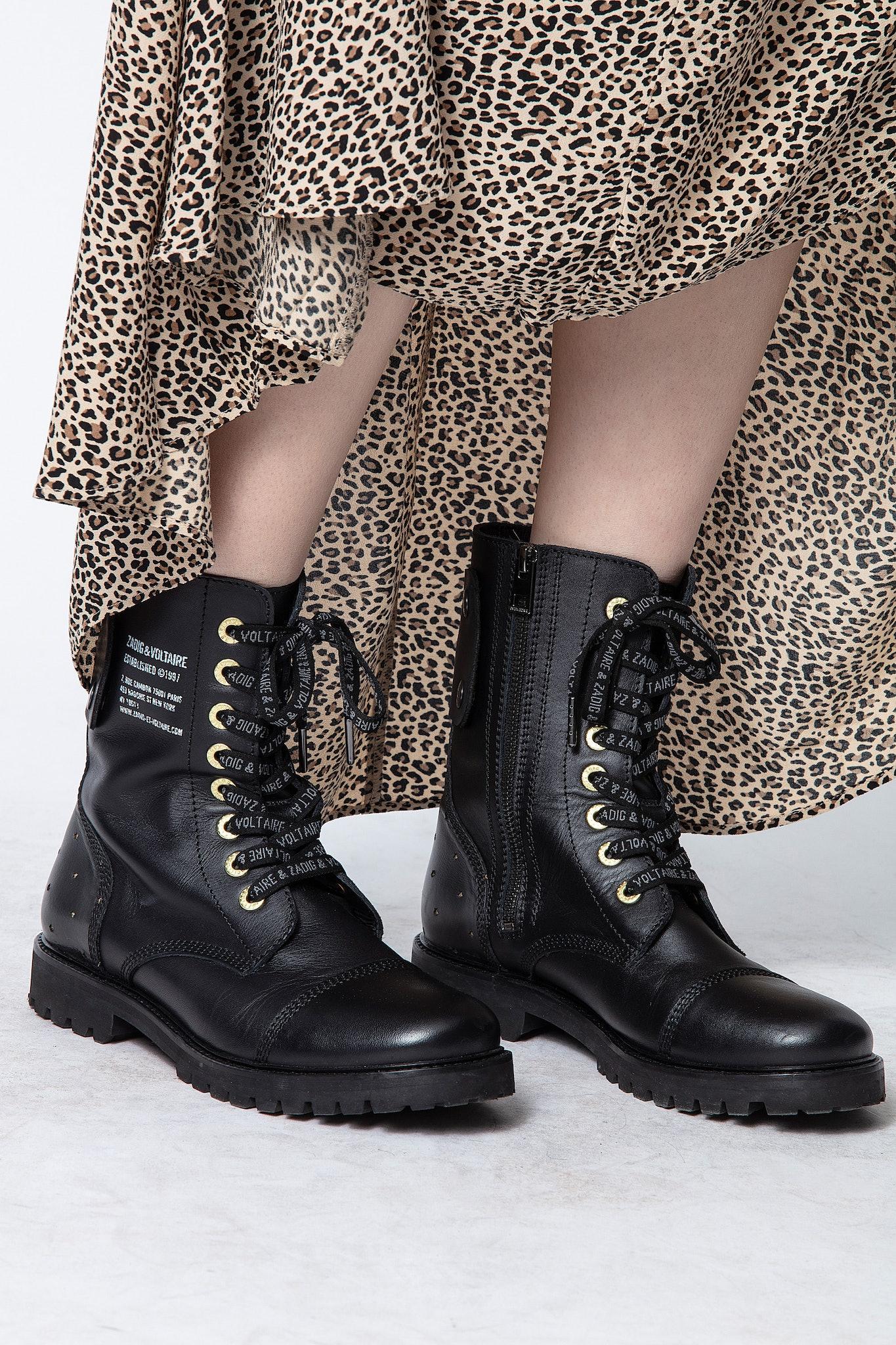 Joe Stars Ankle Boots