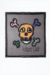 Foulard Delta Skull Paint