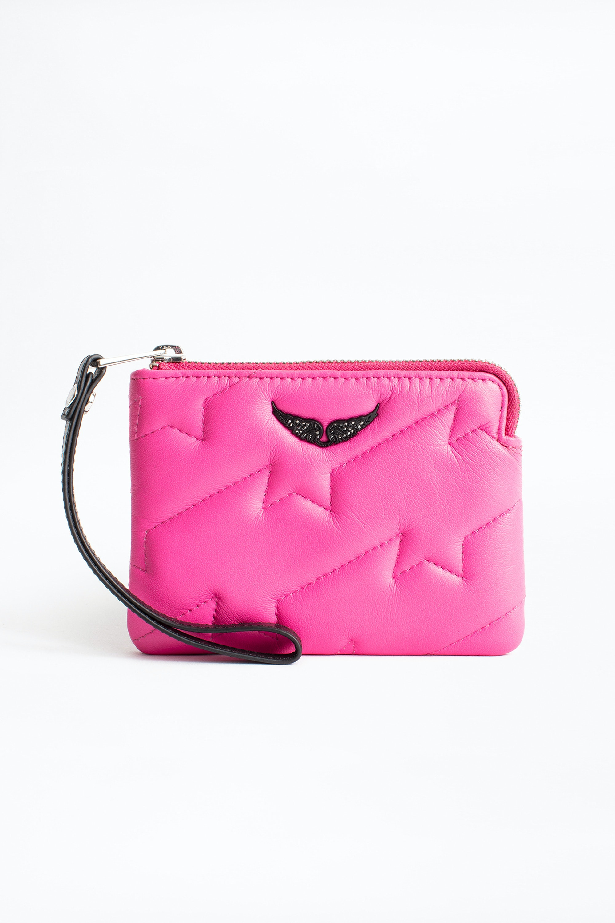 Mini Uma ZV Quilted Clutch