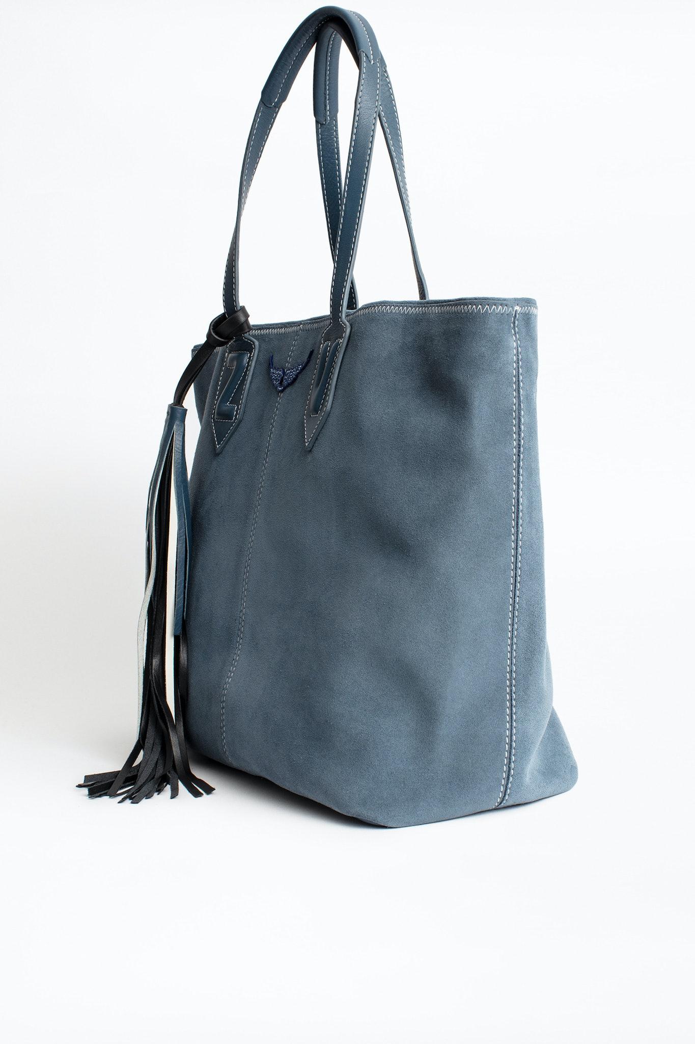 Mick Suede Bag