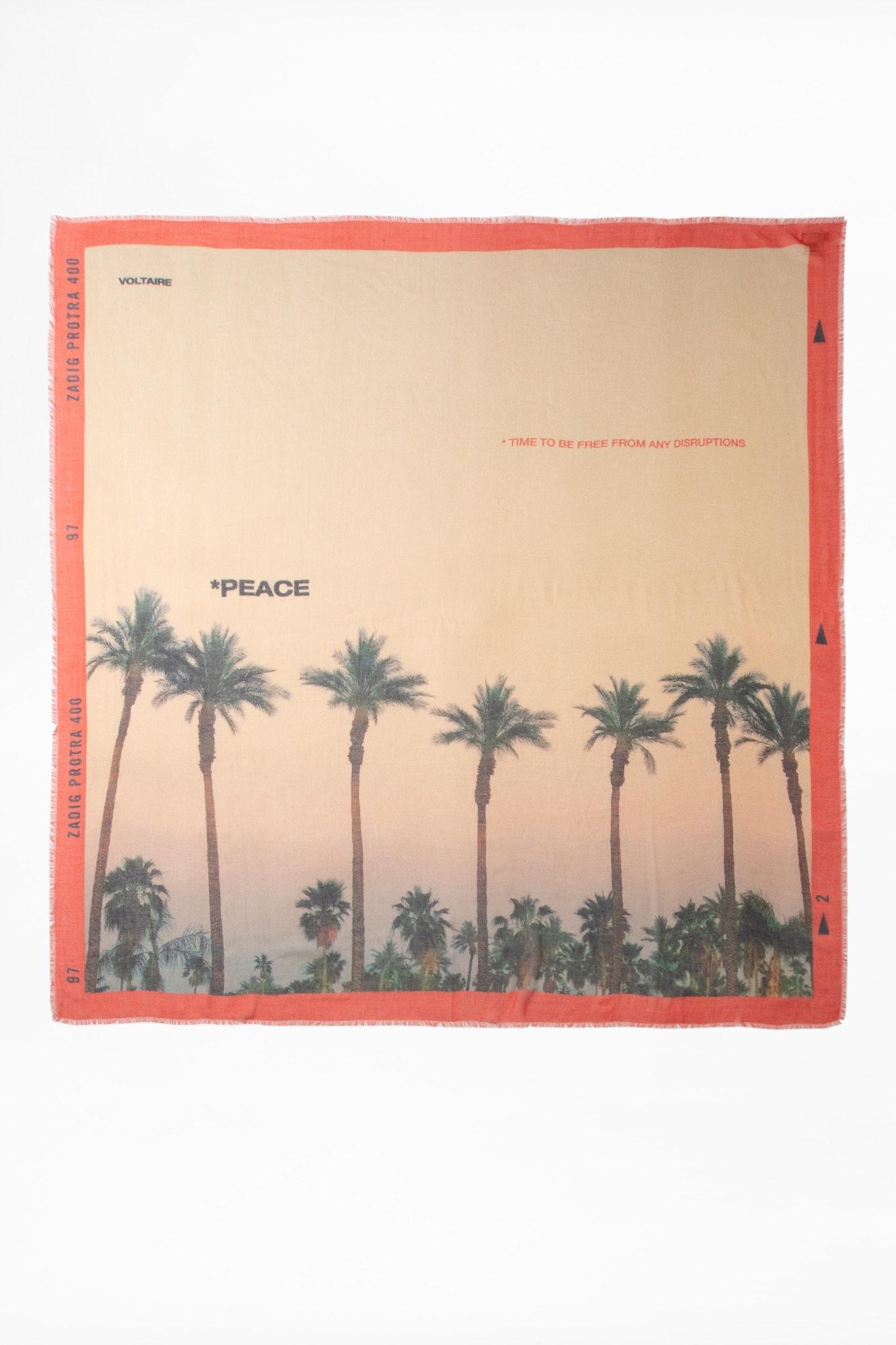 Foulard Kerry Palm Beach