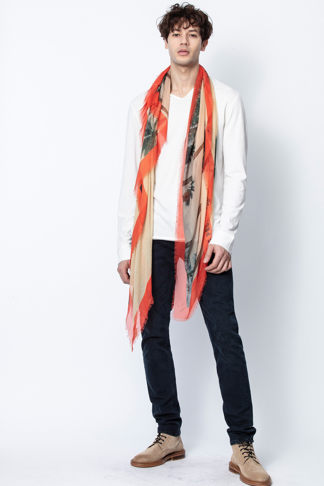 Foulard Kerry Palm Beach