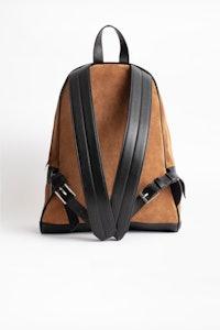 Jordan Suede Bag