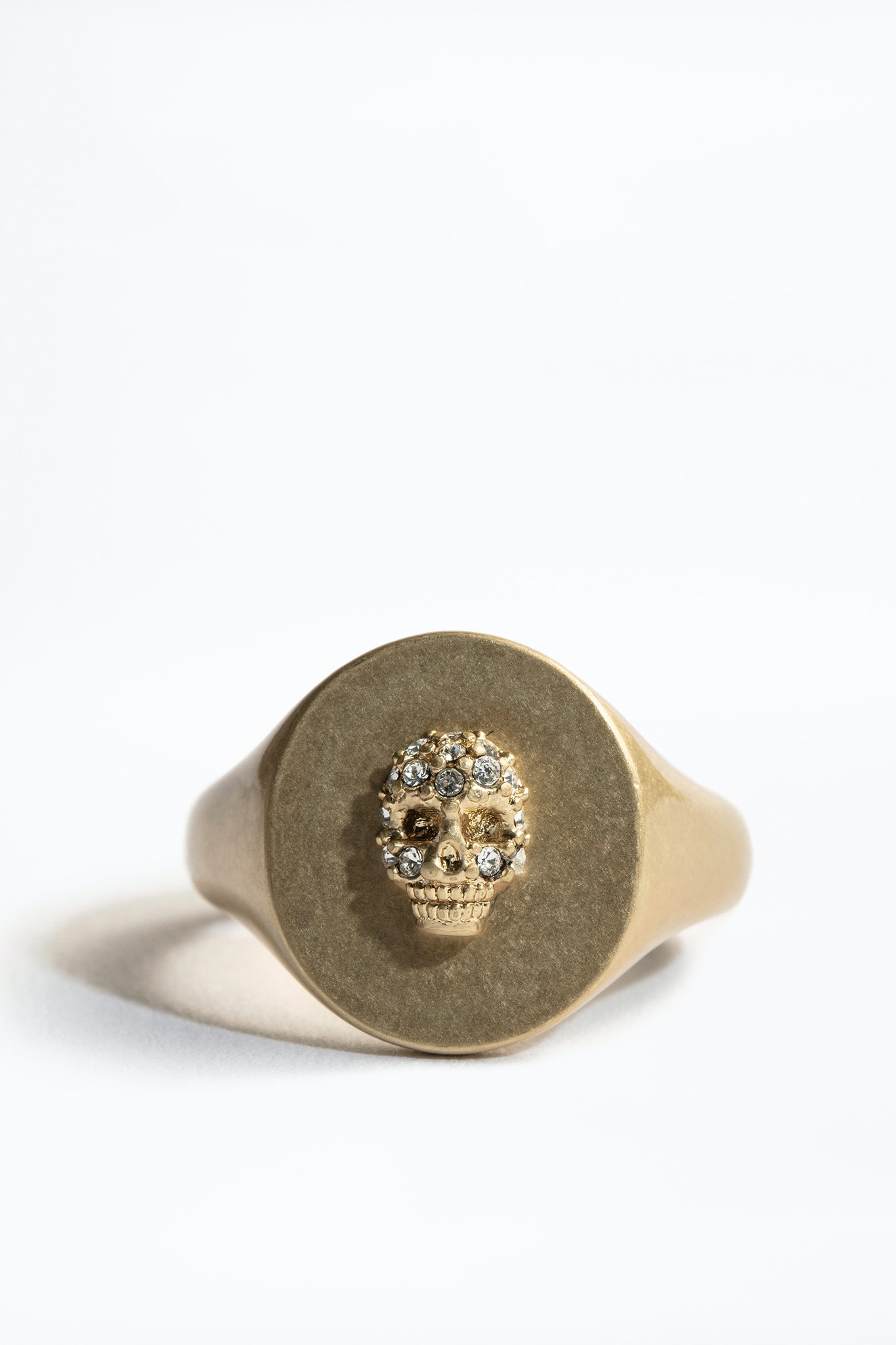 Anello Skull Declaration