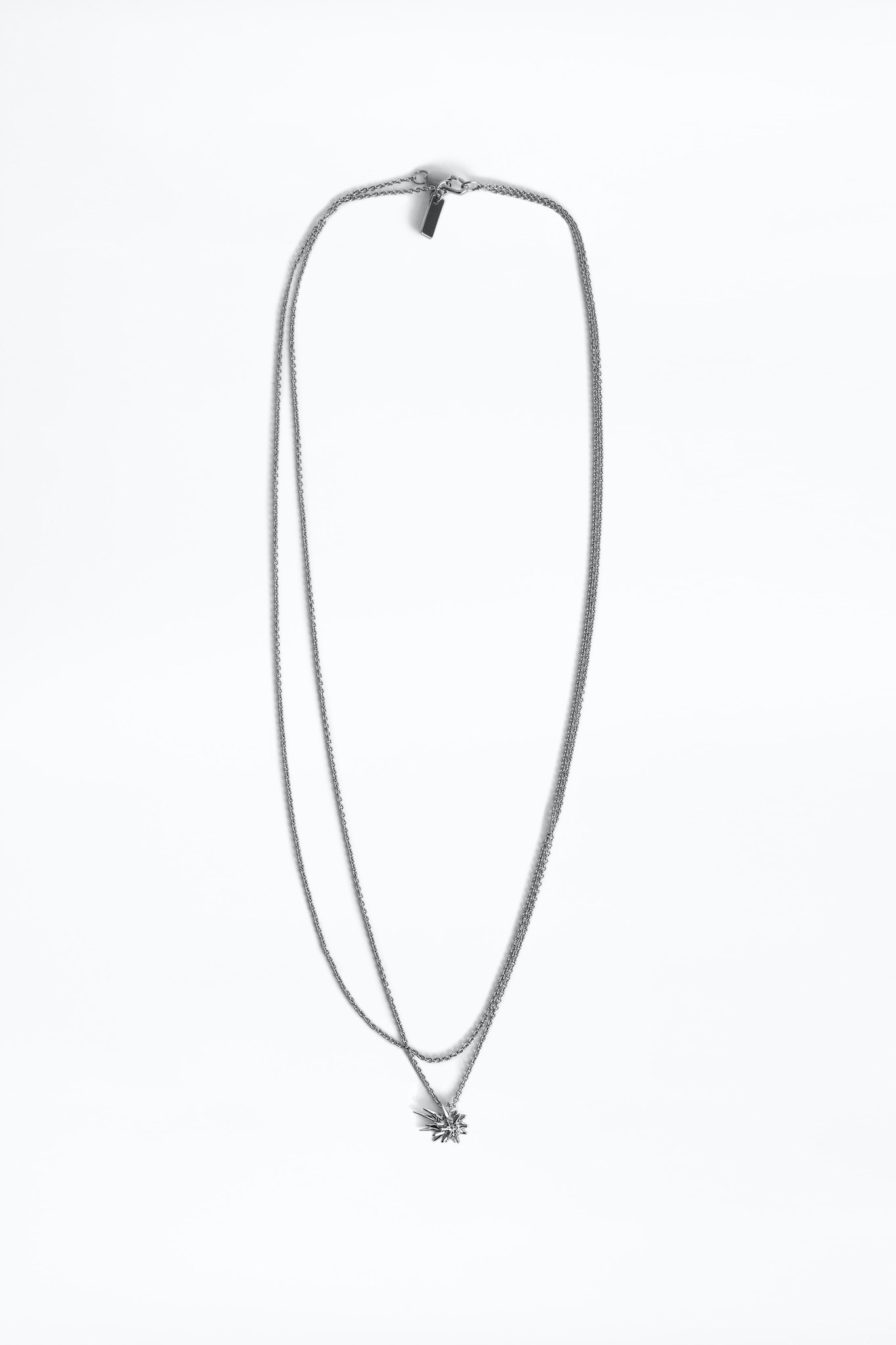 ZV x Cécil Comet Necklace