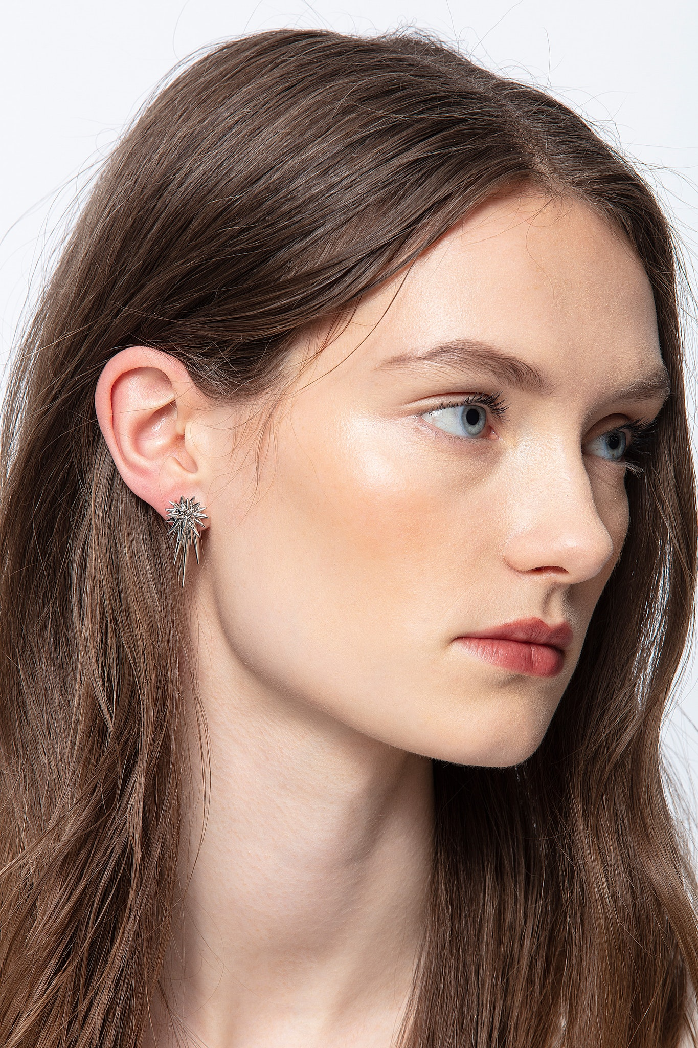 ZV x Cécil Comet Giant Earring