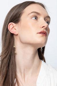 ZV x Cécil Comet Earrings
